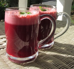 Raw food and juicing health retreat